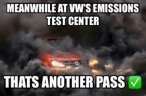 best funny VW emissions memes
