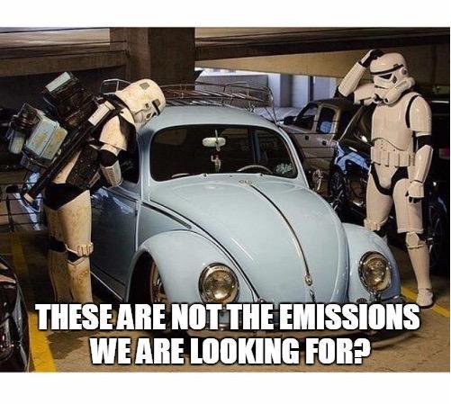 Best Funny VW Emissions Scandal Memes