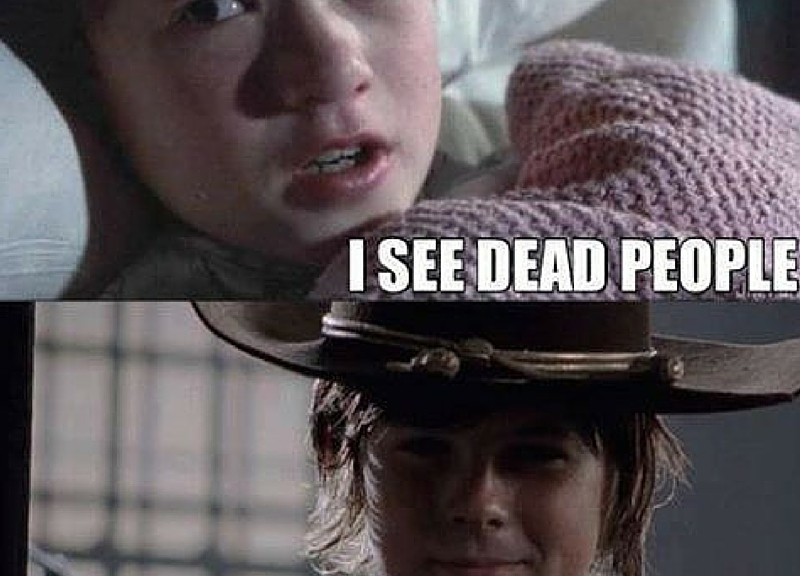 walking dead funny meme collection