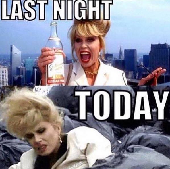 Happy Hangover!
