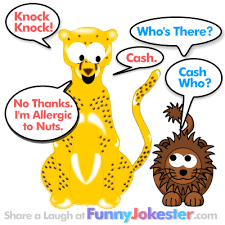 Visit the full article for more cheesy Knock Knock jokes!