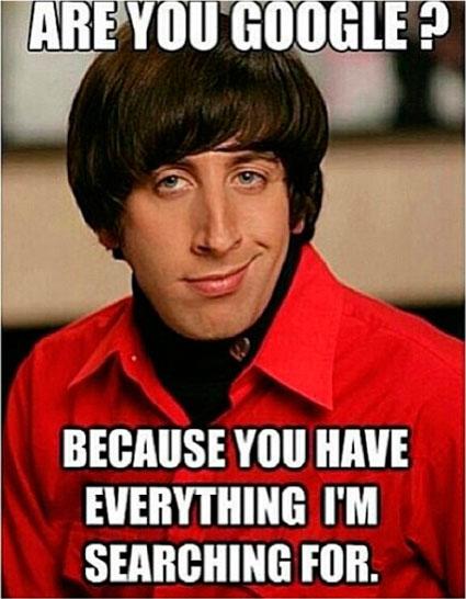Google valentines day memes