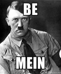 Be Mein Valentine's day memes