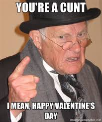 Happy Valentine's Day memes