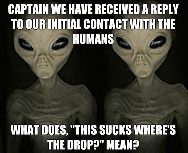 Funny Alien Memes