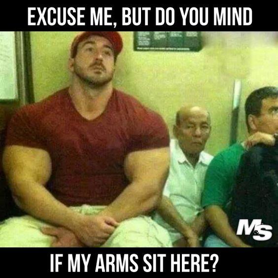 Funny Bodybuilding Memes