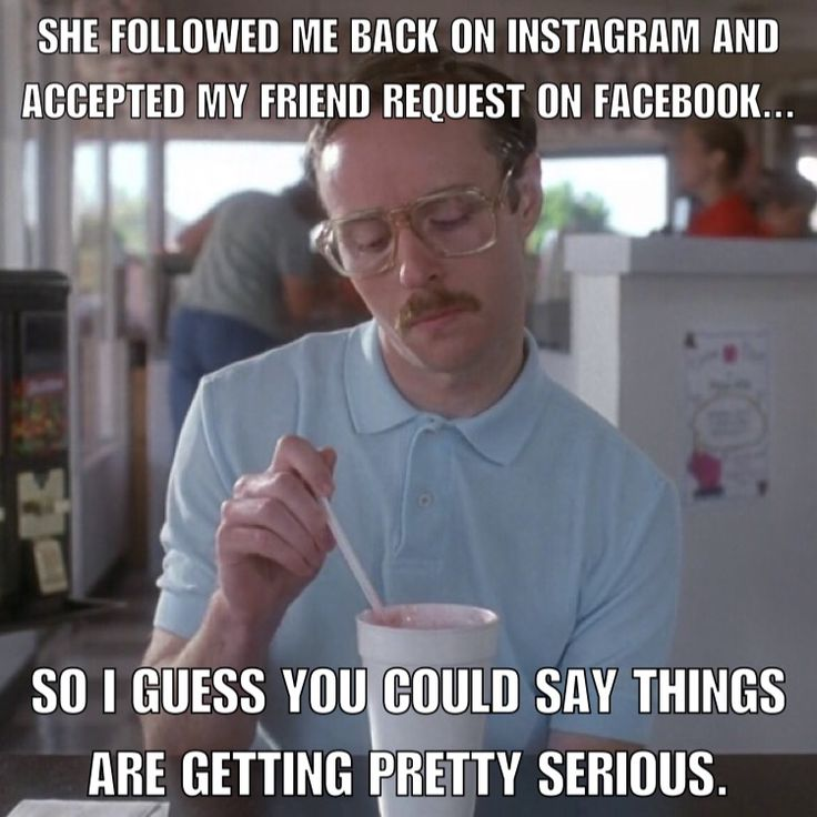 Funny Dating Memes about Facebook and Instagram