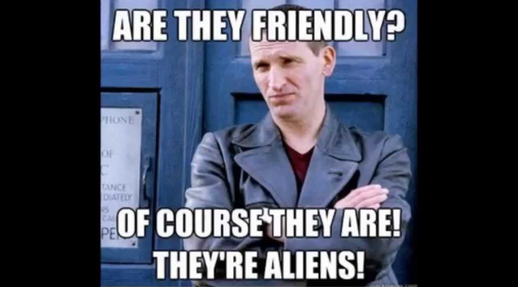 Funny Doctor Who Memes