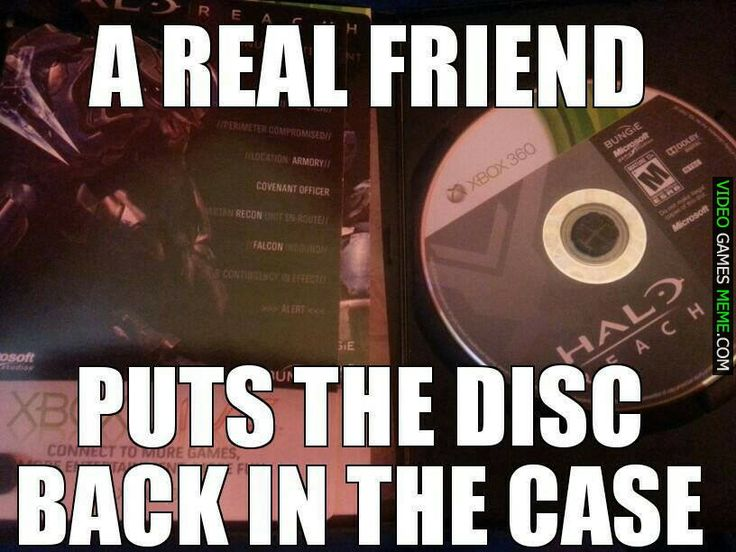 Funny Gaming Memes About A Real Friend