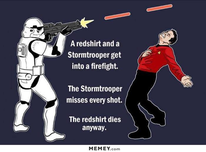 Funny Stormtrooper Memes