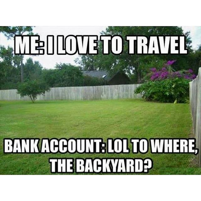 Funny Travel Memes
