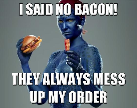 Funny X-Men Memes with Mistique