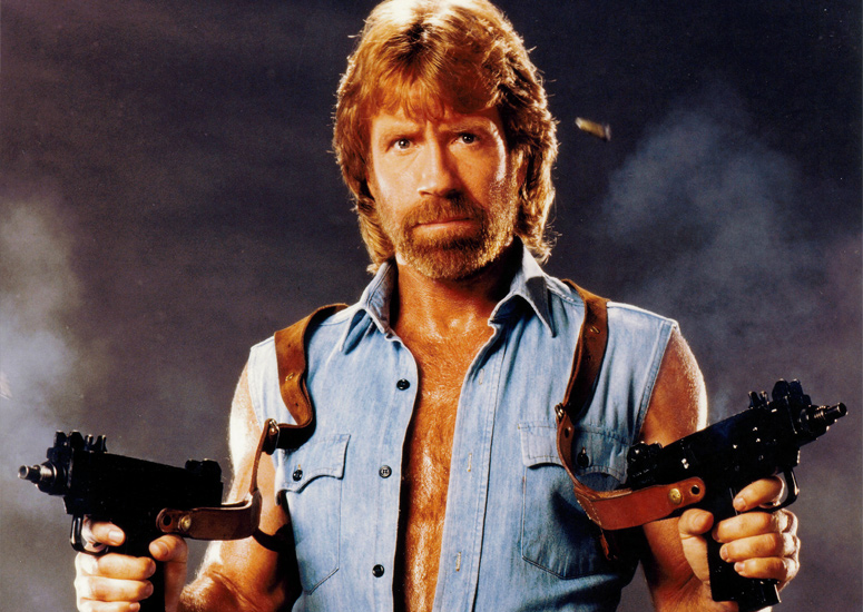 The best funny Chuck Norris memes