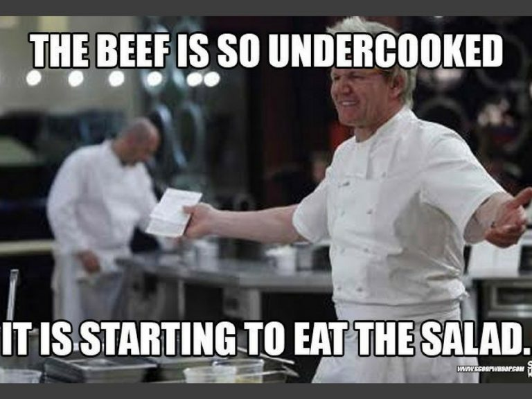 The best funny cooking memes