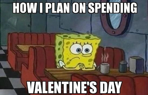 How do you plan to spend your Valentine's day?