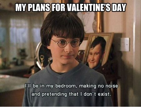 Will you be doing a Harry Potter this Valentine's Day?
