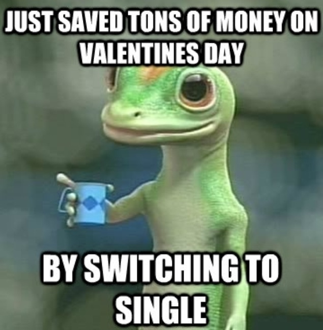 Looking to save a bit of cash this Valentine's Day? Dump your lover the day before, and get back together with them the day after!
