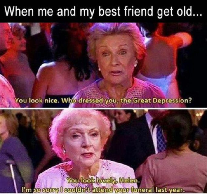 Funny Memes About Friends