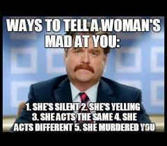 Meme About mad women