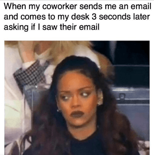 Funny Memes About Work with co-worker