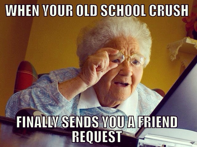 Funny memes about crush