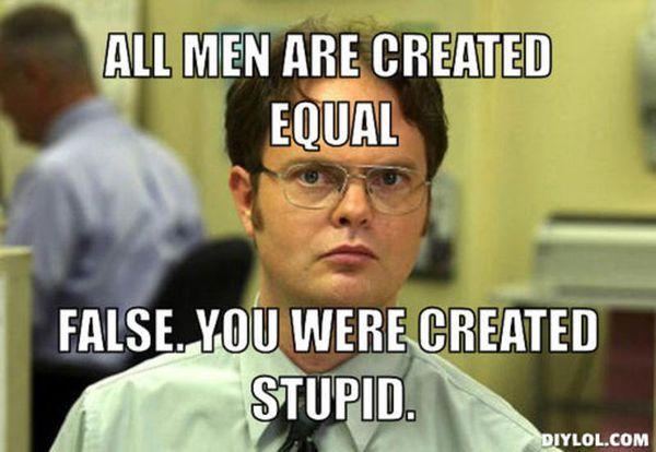 meme about men