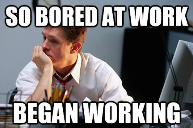 Funny Memes About Work – Perfect For A Monday!