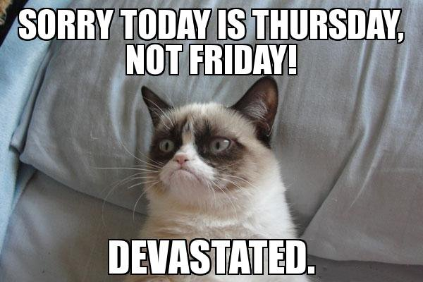 funny memes about thursday